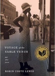 "Cover of Robin Coste Lewis's ""Voyage of the Sable Venus."""